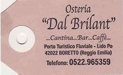 Osteria Dal Brilant