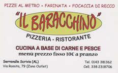 Pizzeria Il Baracchino
