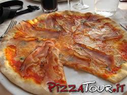 Pizza Briè e Speck